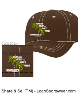 RPPS Thick Stitch Cap Design Zoom