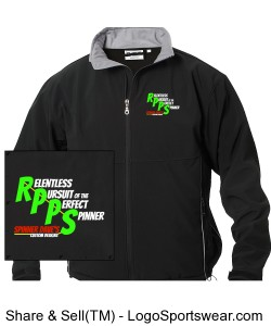 RPPS SOFTSHELL Jacket Design Zoom